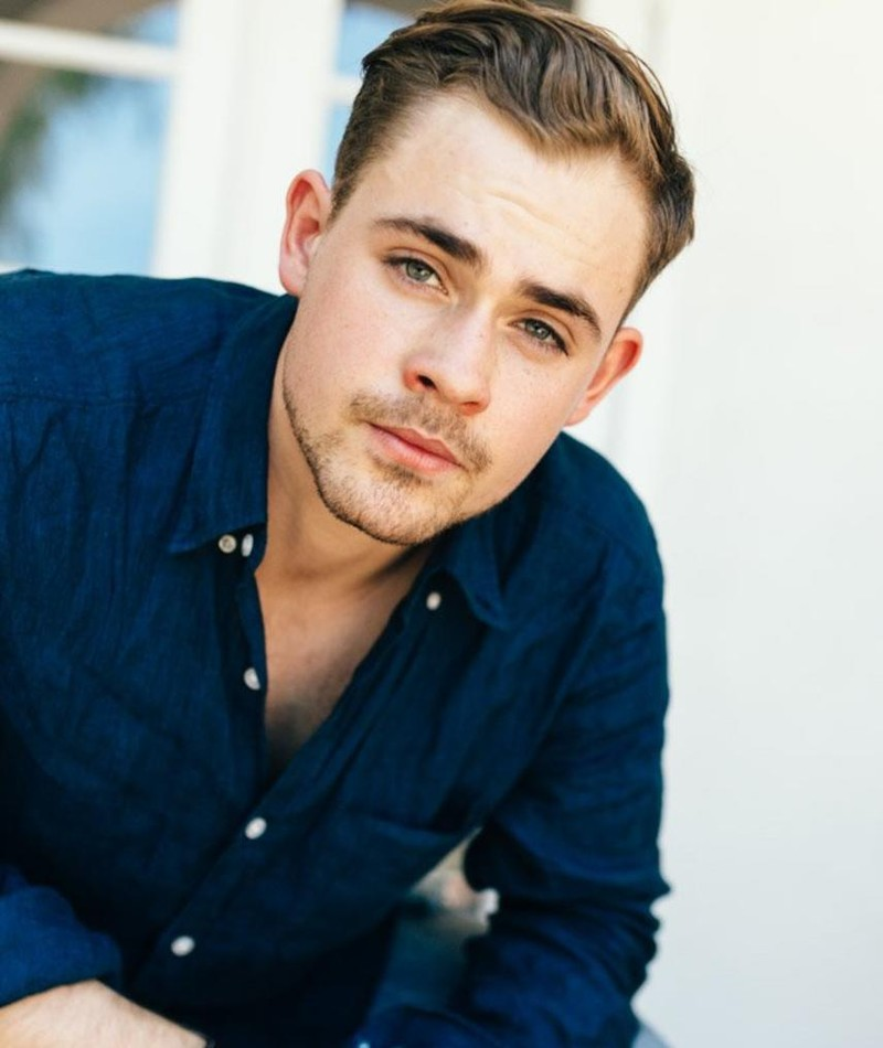Photo of Dacre Montgomery