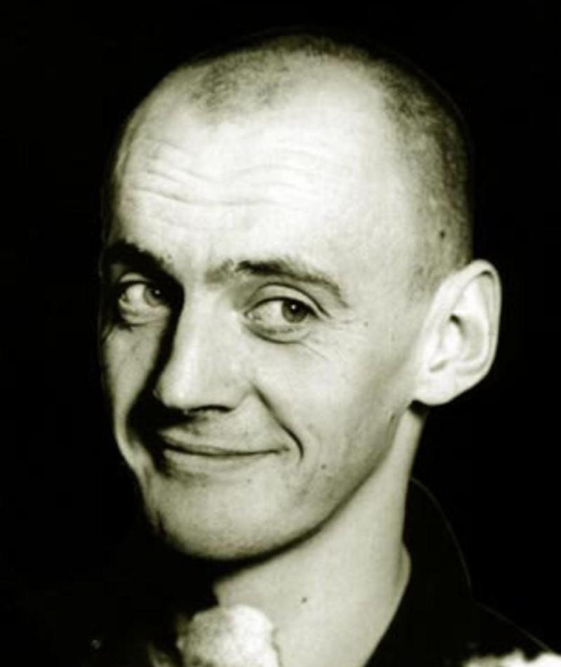 Photo of Jean-Luc Lagarce