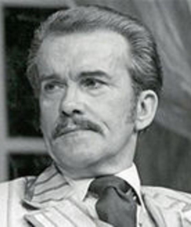 Photo of John Moffatt