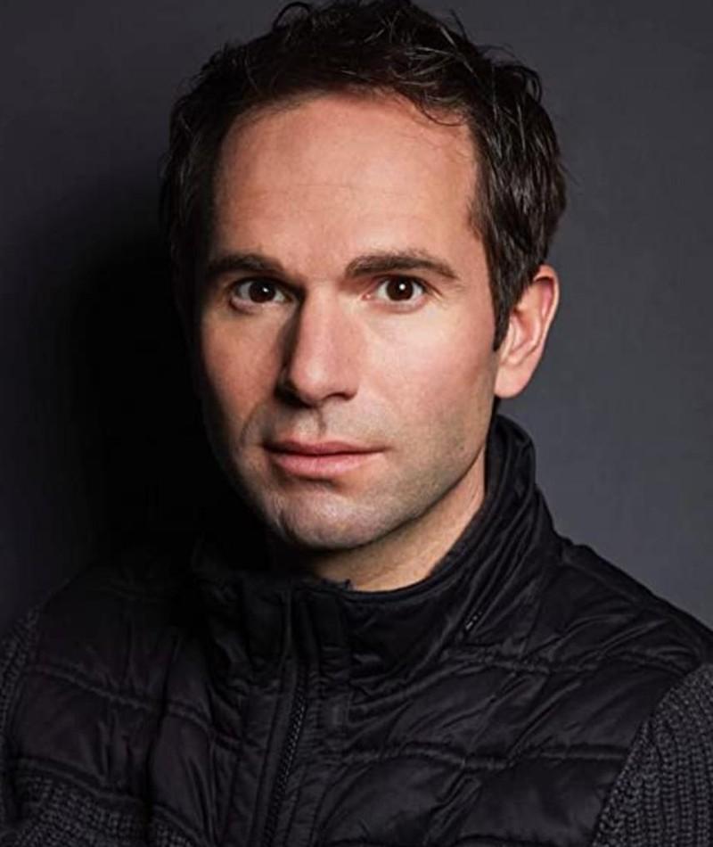 Photo of Patrick Simons