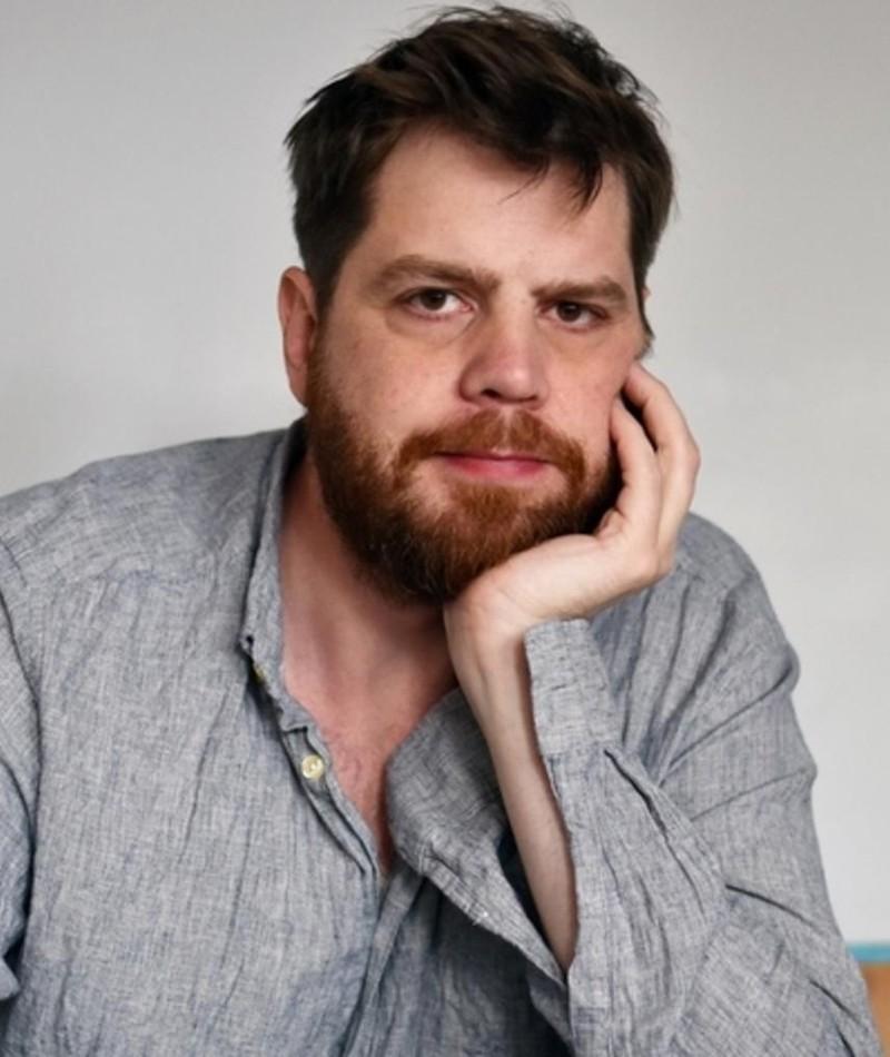Photo of Tobias Almborg