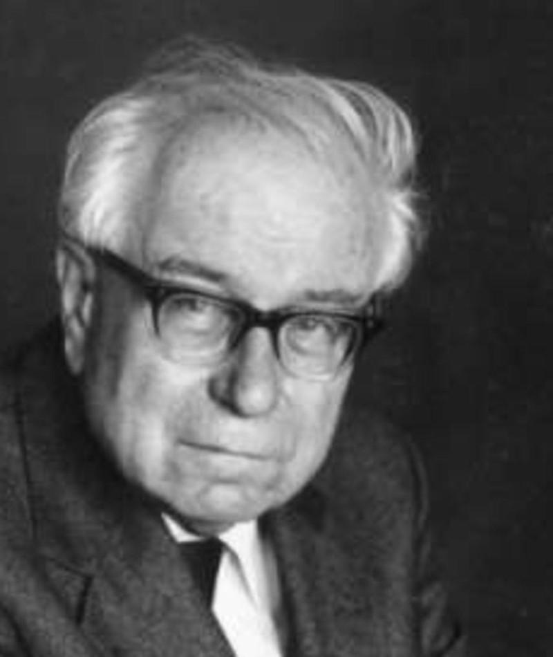 Photo of Wolfgang Köppen