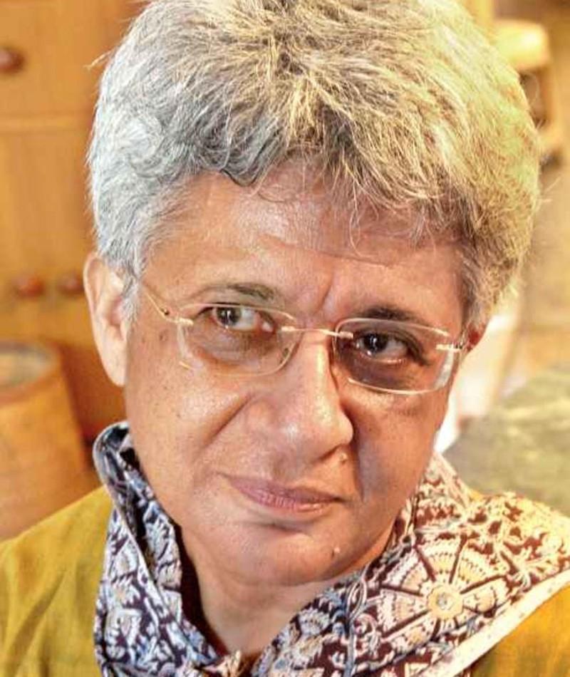 Photo of Shama Zaidi
