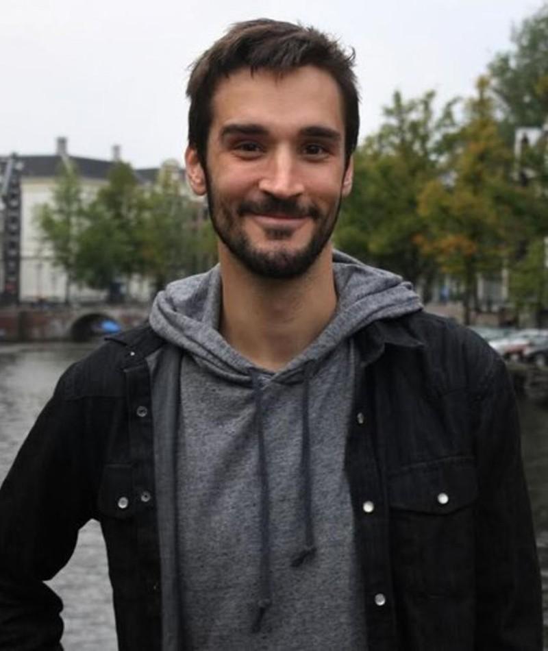Photo of Pascal Plante