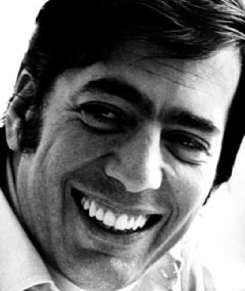 Photo of Mario Vargas Llosa