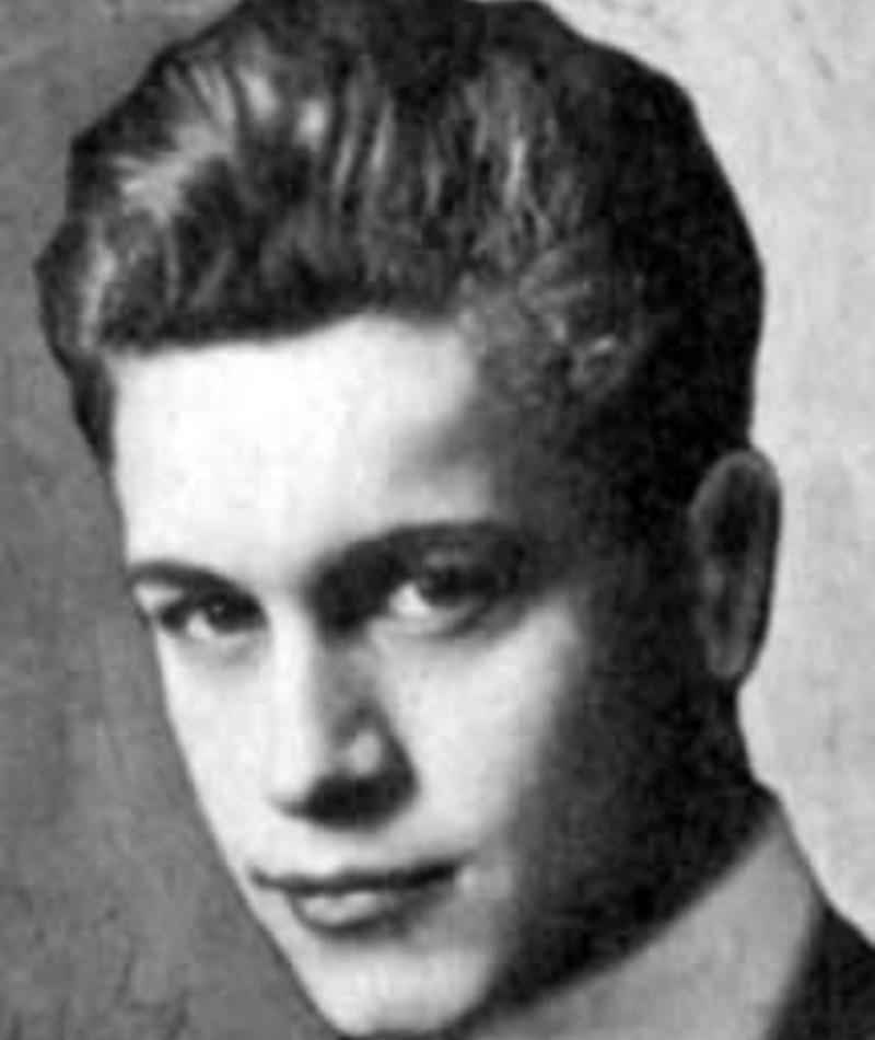 Photo of Elmer Clifton