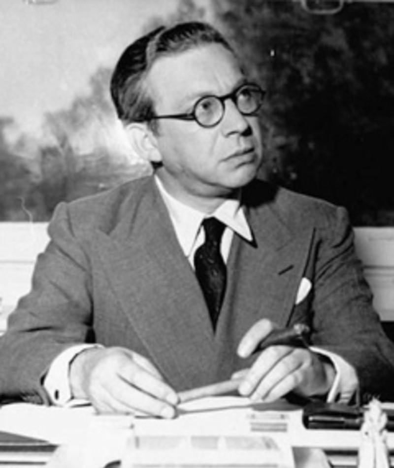 Photo of Alexander Korda