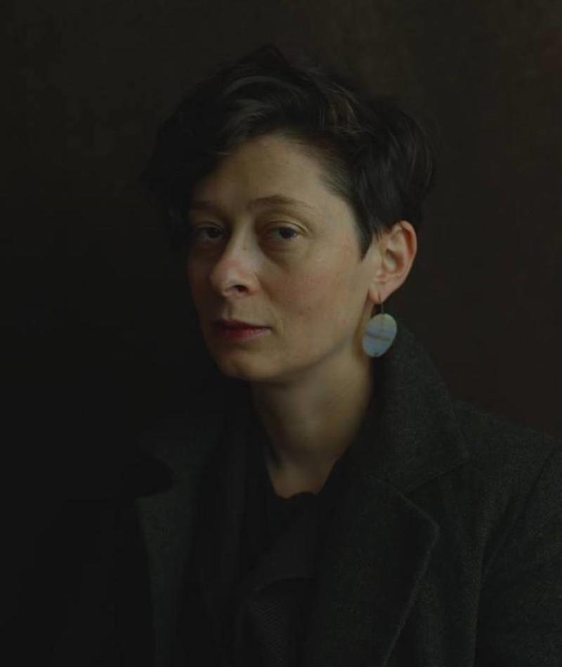 Photo of Salomé Jashi