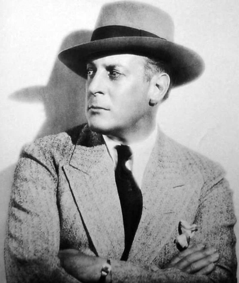 Photo of Edward H. Griffith