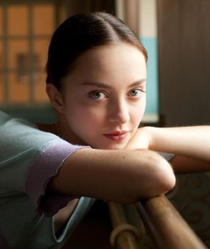 Photo of Anastasia Shevtsova