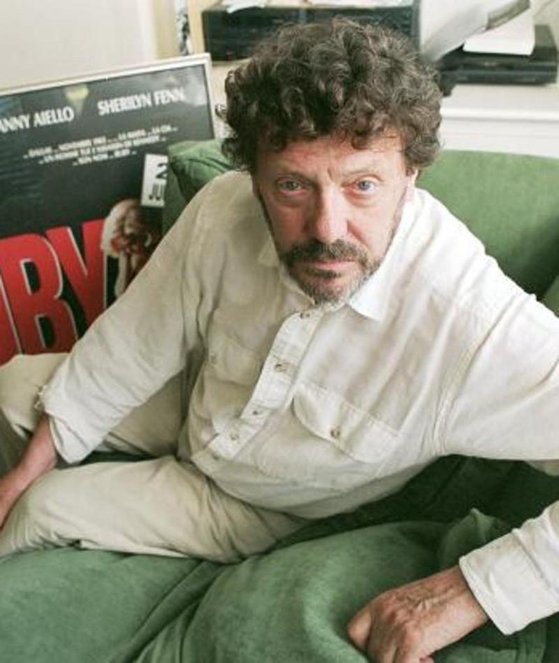 Photo of John Mackenzie