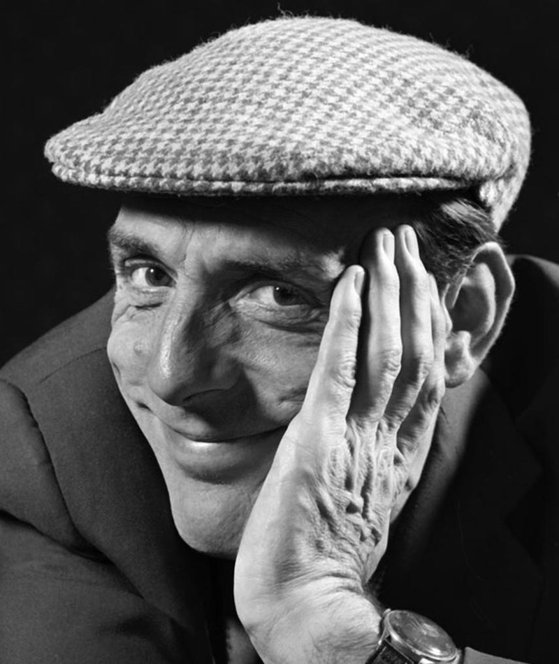 Photo of Eric Sykes