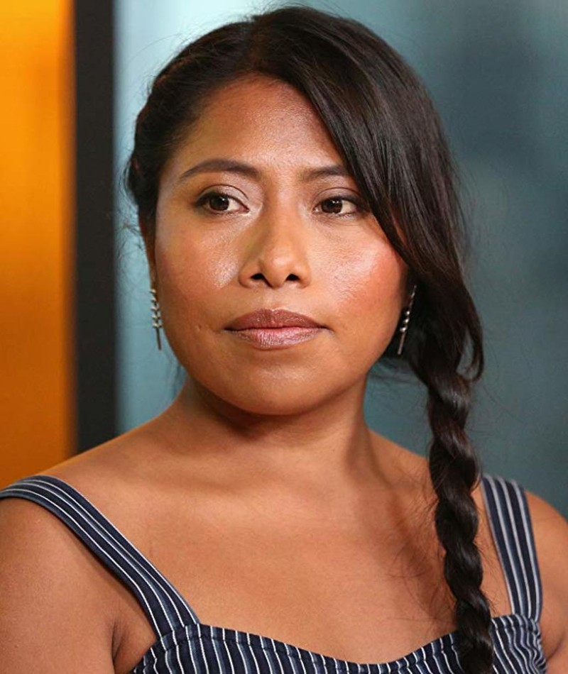 Photo of Yalitza Aparicio