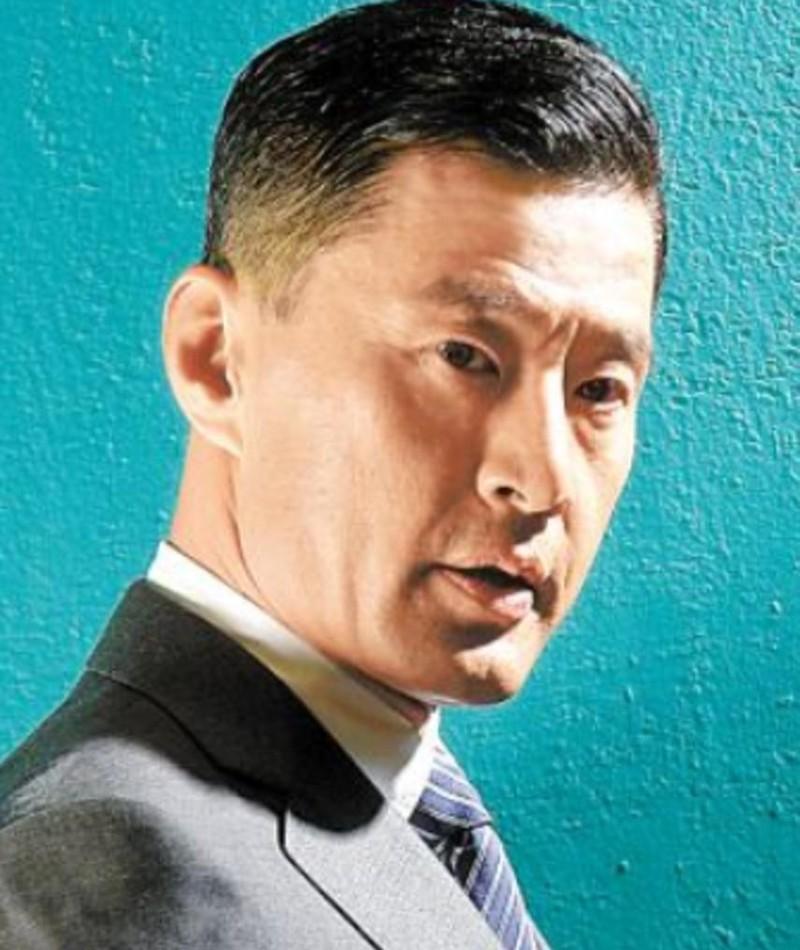 Photo of Yu Rongguang