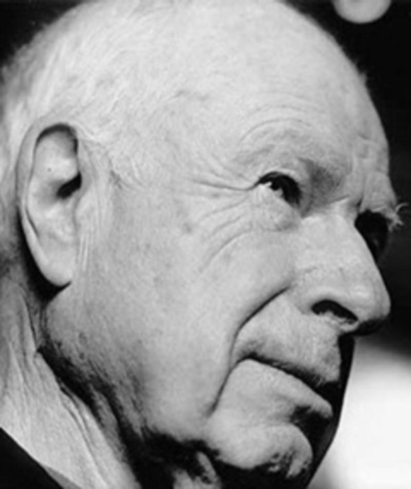 Photo of Peter Brook
