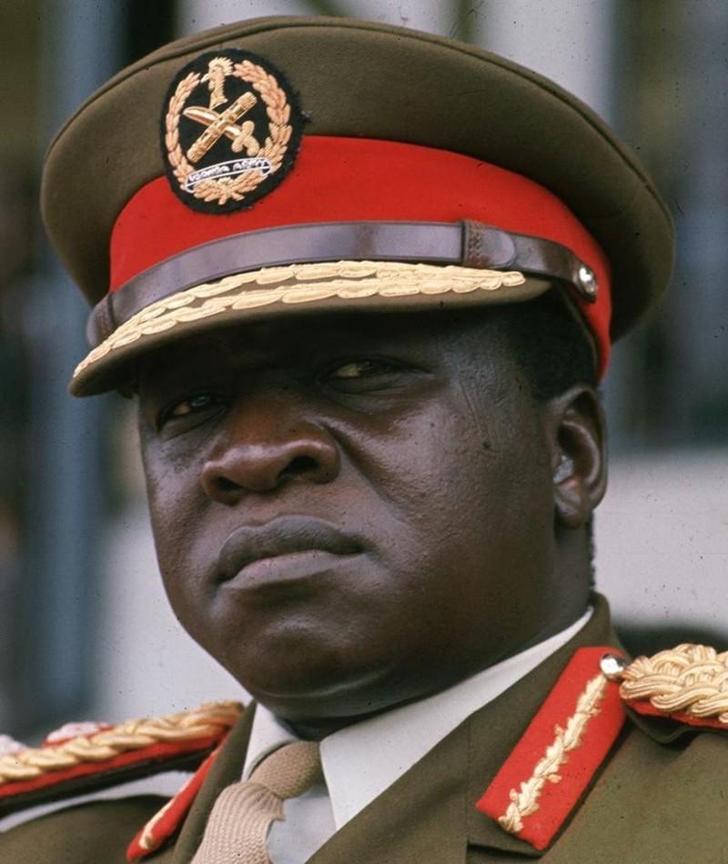 Photo of Idi Amin Dada