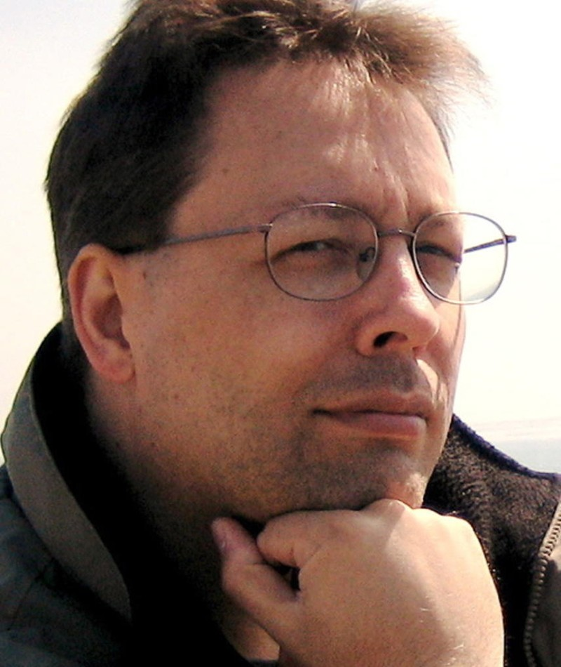 Photo of J.R. Bookwalter
