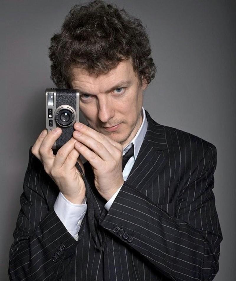 Photo of Michel Gondry