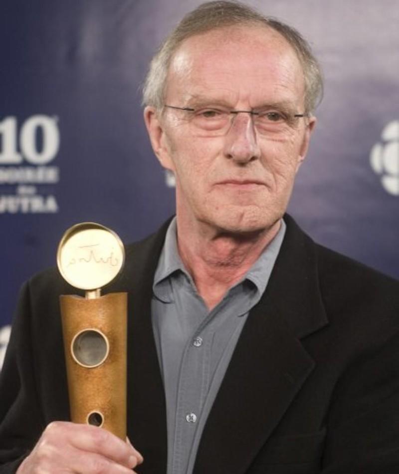 Photo of Alain Dostie