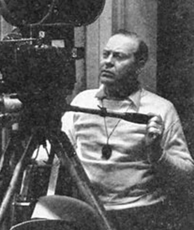 Photo of Percy Hilburn