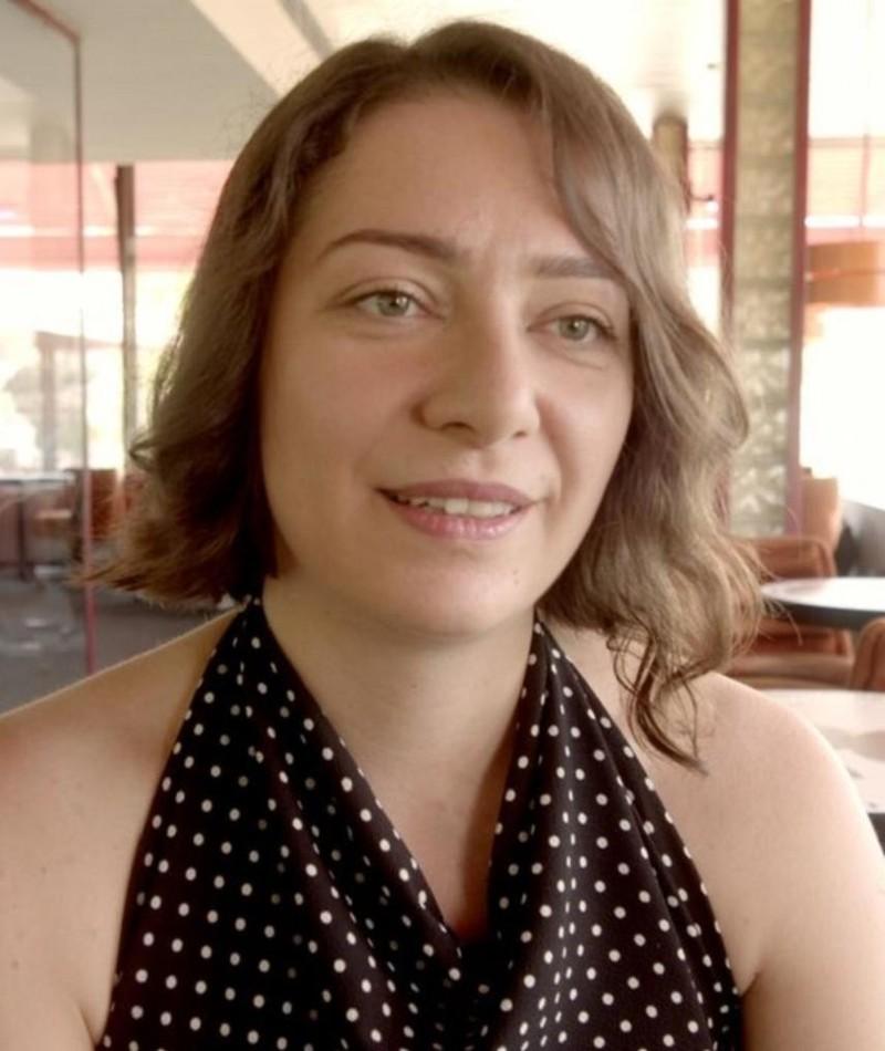 Photo of Ksenia Okhapkina