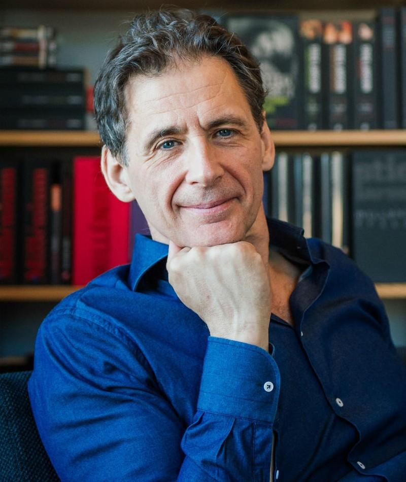 Photo of David Lagercrantz