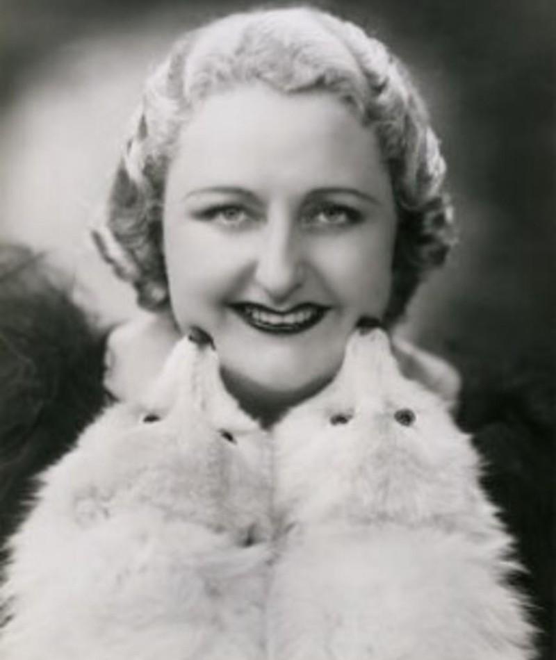 Photo of Tessie O'Shea