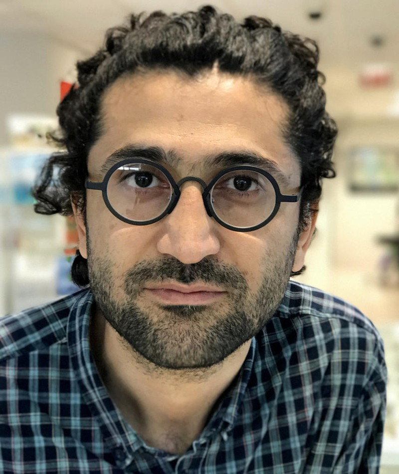 Photo of Alireza Khatami