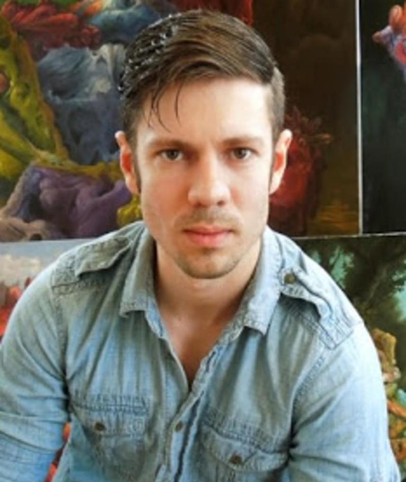 Photo of Adrian Cox