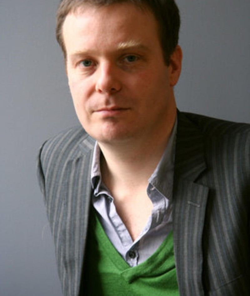 Photo of Tom McCarthy