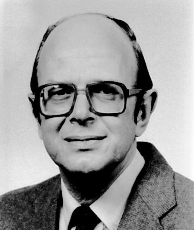Photo of John Sherwood