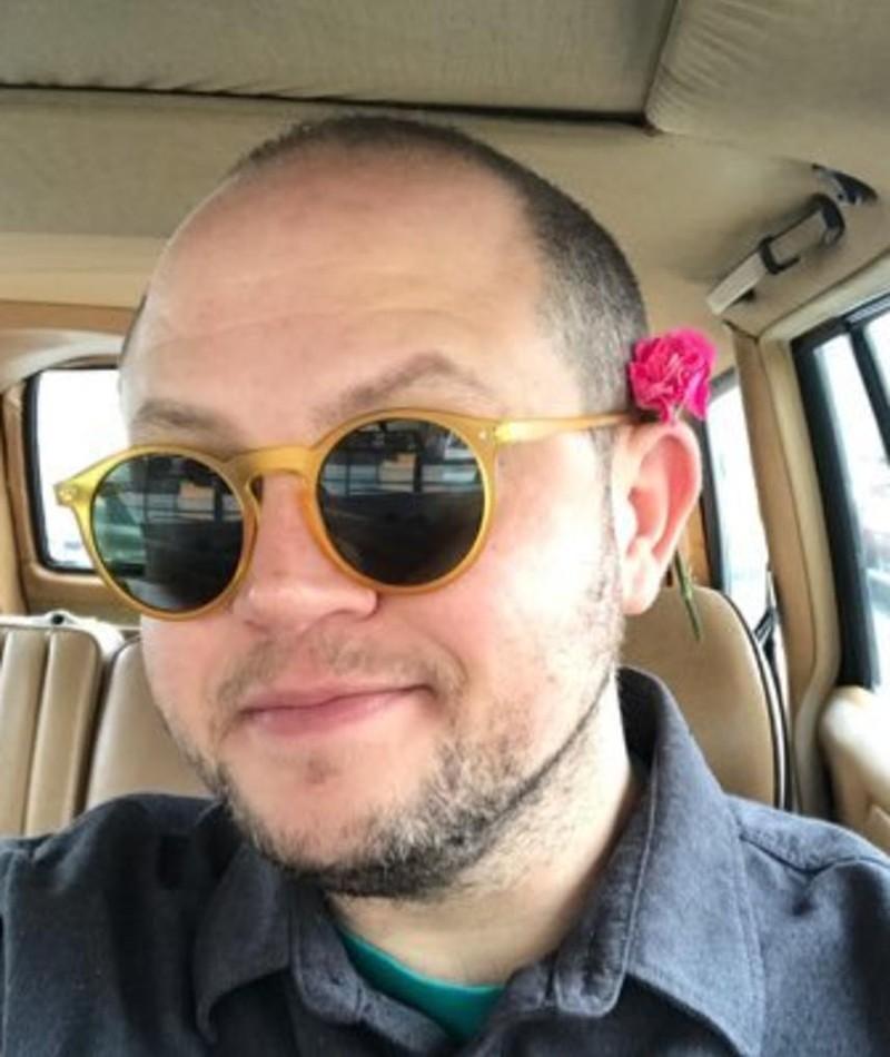 Photo of Nicholas Monsour