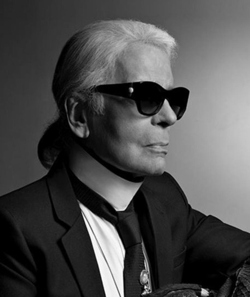 Photo of Karl Lagerfeld