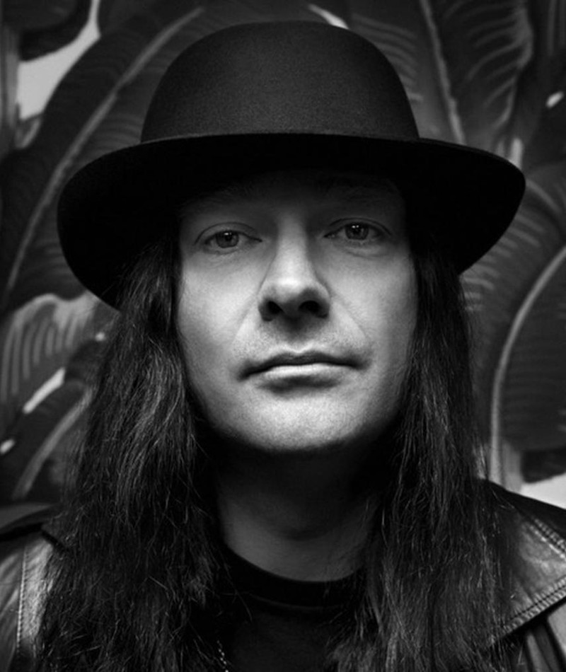 Photo of Jonas Åkerlund
