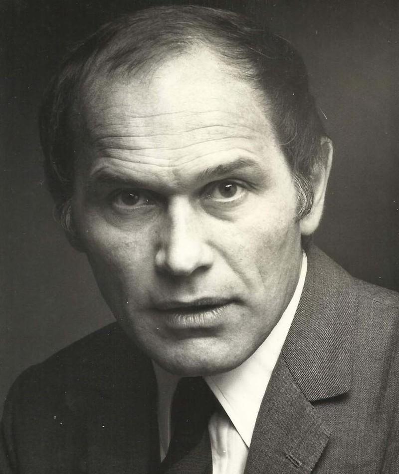 Photo of Marcel Bozzuffi