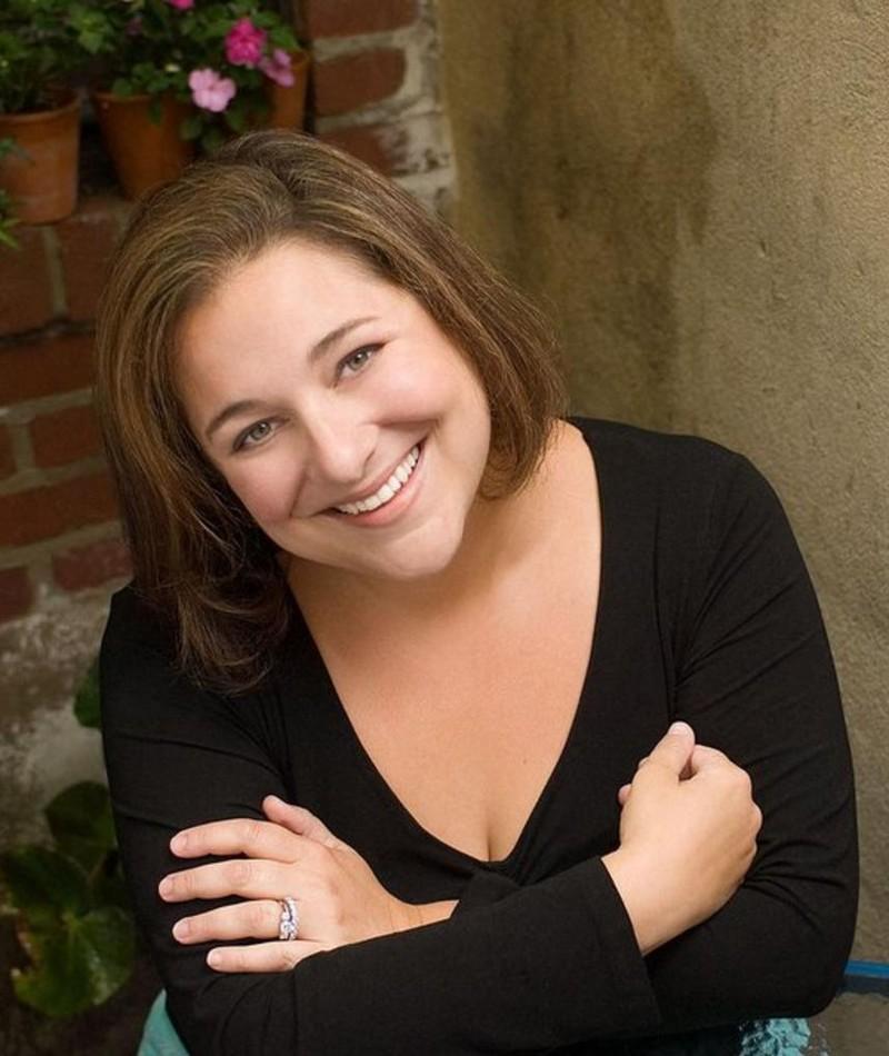 Photo of Jennifer Weiner