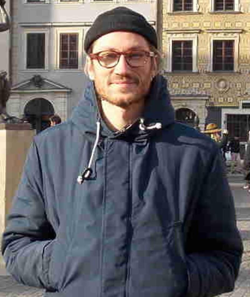 Photo of Anton Yarush