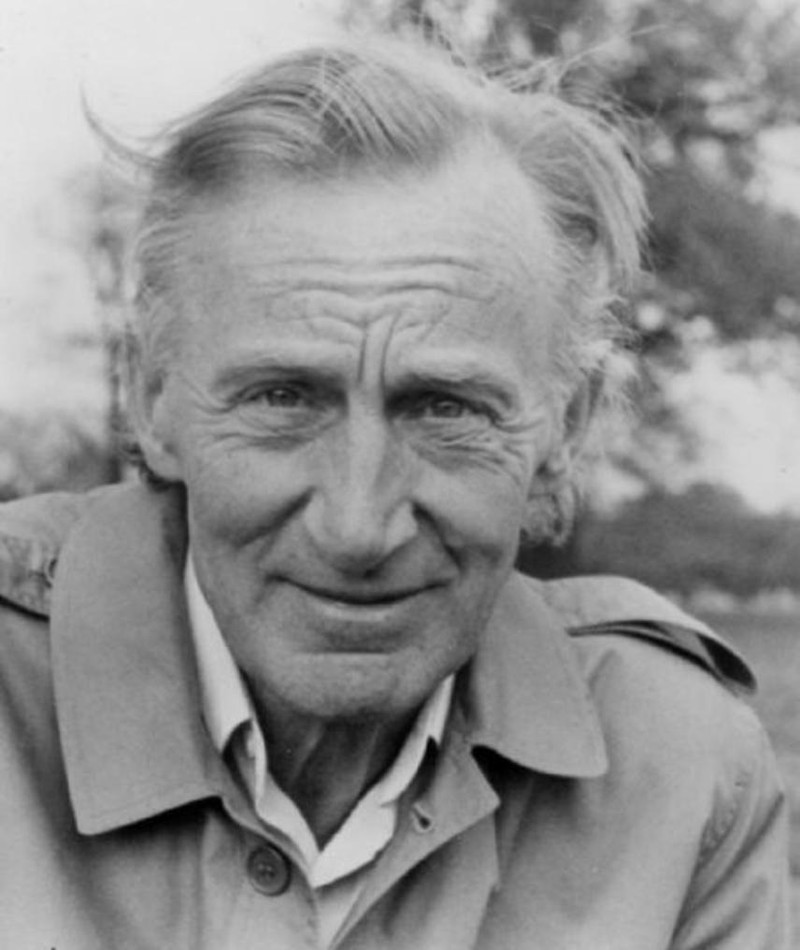 Photo of Geoffrey Bayldon