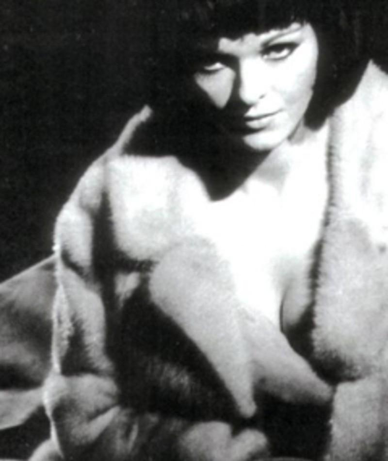 Photo of Maria Rohm