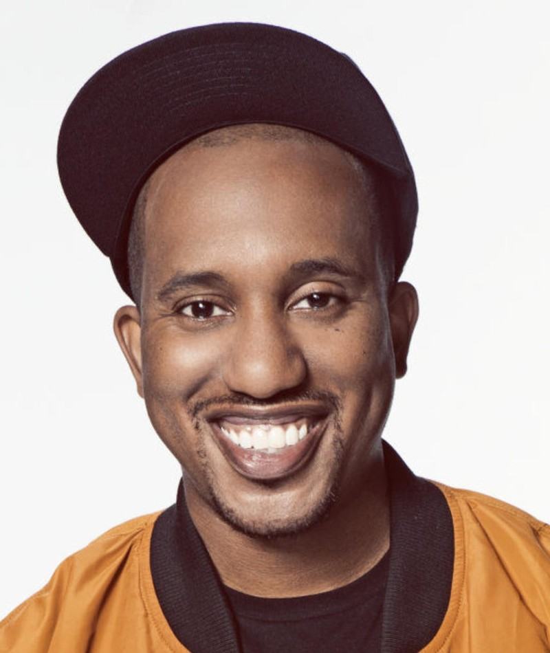 Photo of Chris Redd