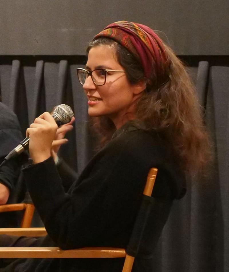 Photo of Maryam Tafakory