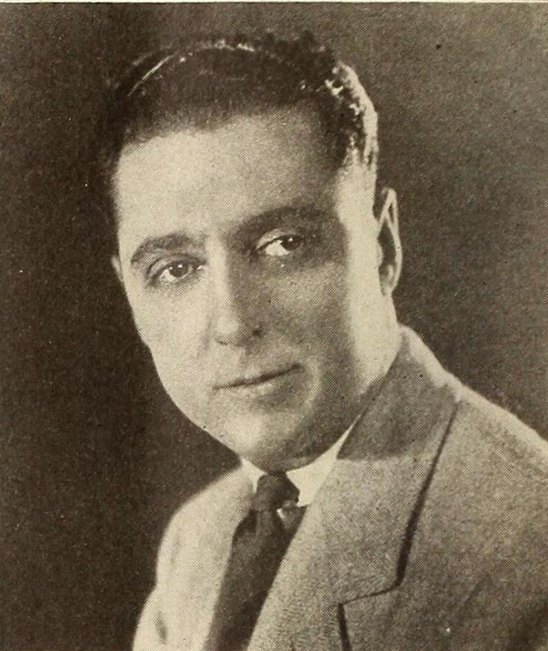 Photo of Spencer Gordon Bennet
