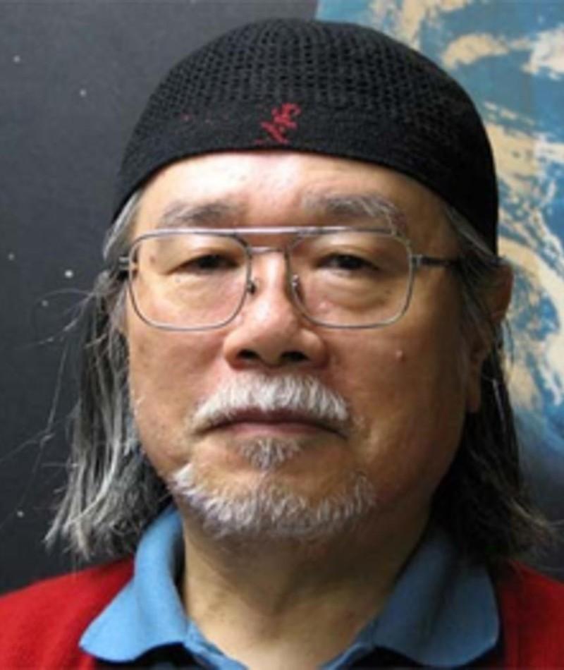 Photo of Leiji Matsumoto