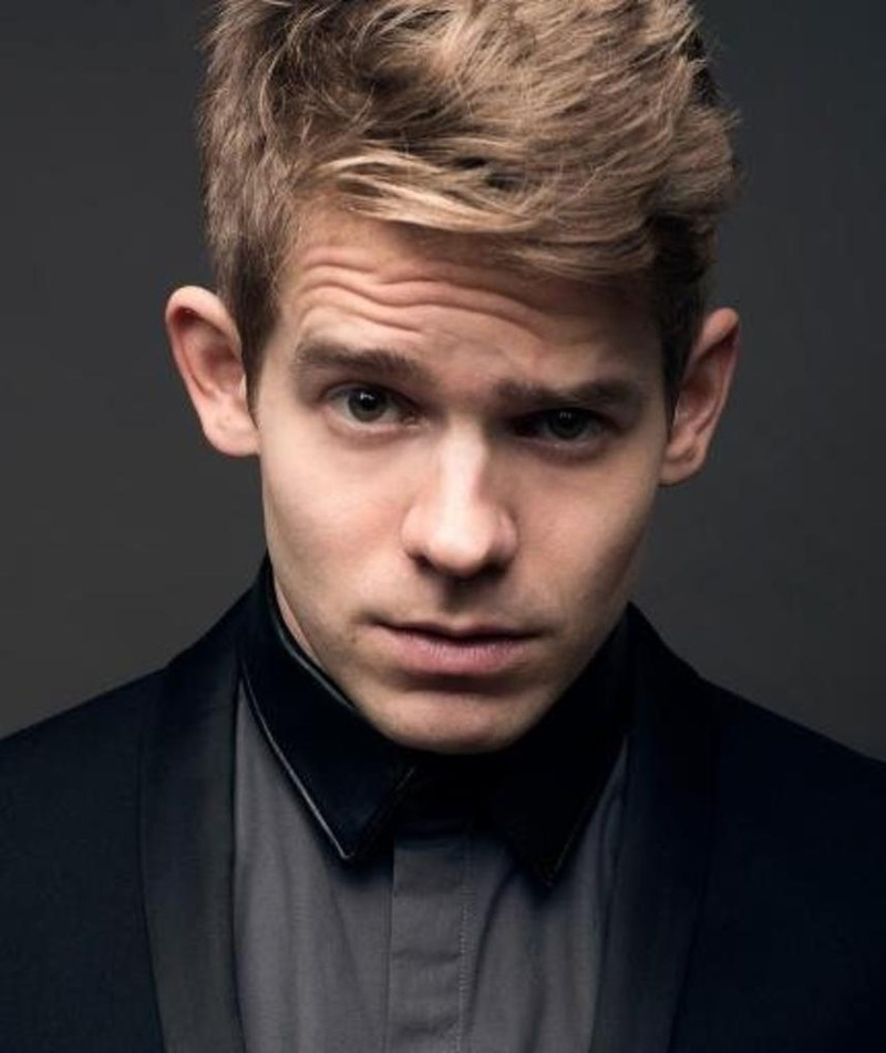 Photo of Andrew Keenan-Bolger