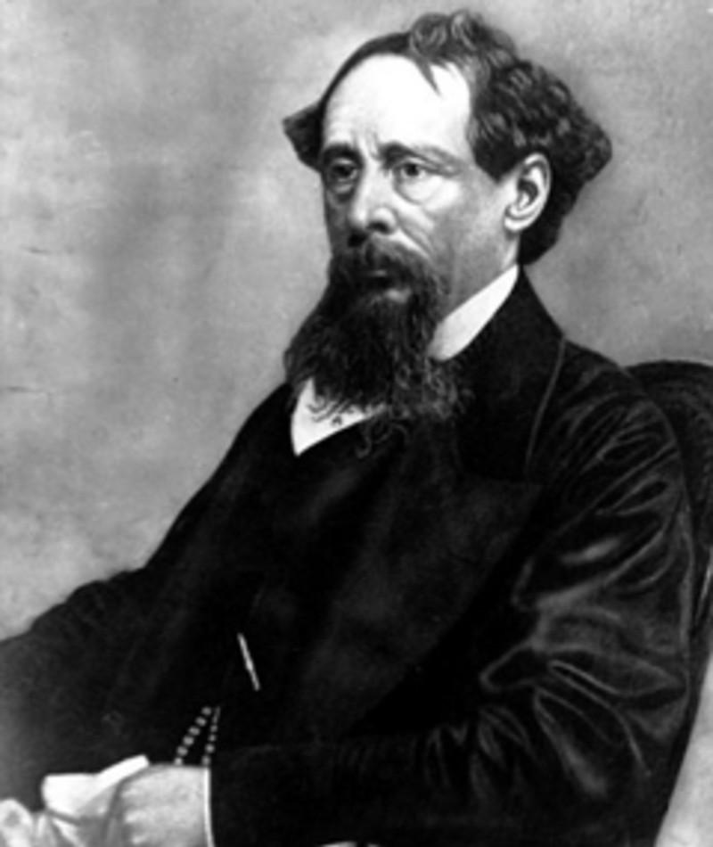 Charles Dickens fotoğrafı