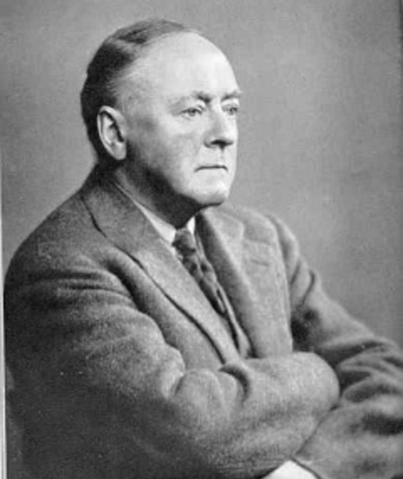 Photo of Sir Arnold Bax