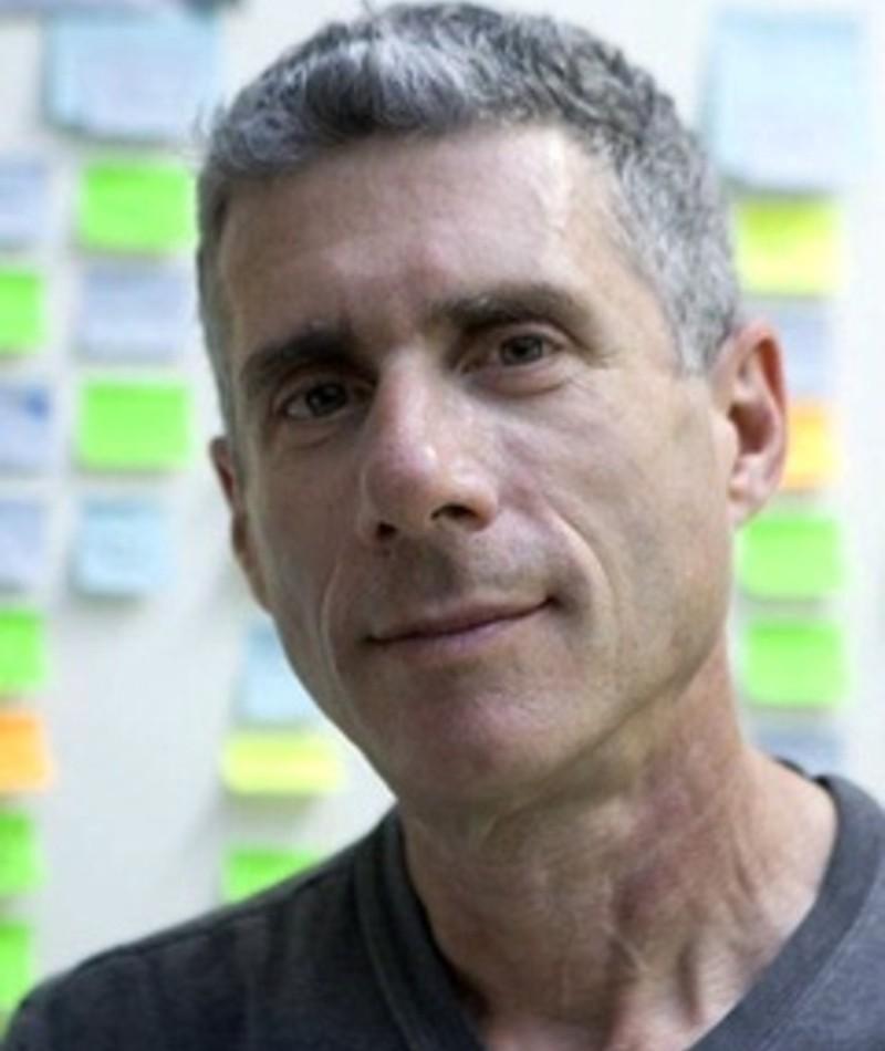 Photo of Jeffrey Friedman