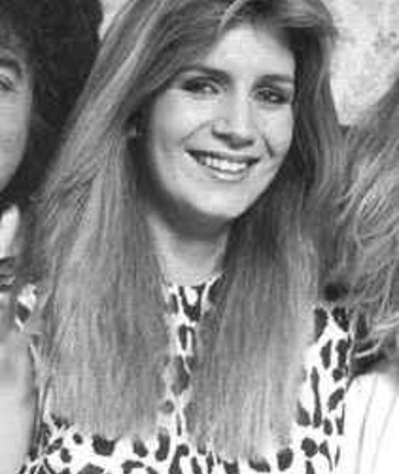 Photo of Julie Forsyth