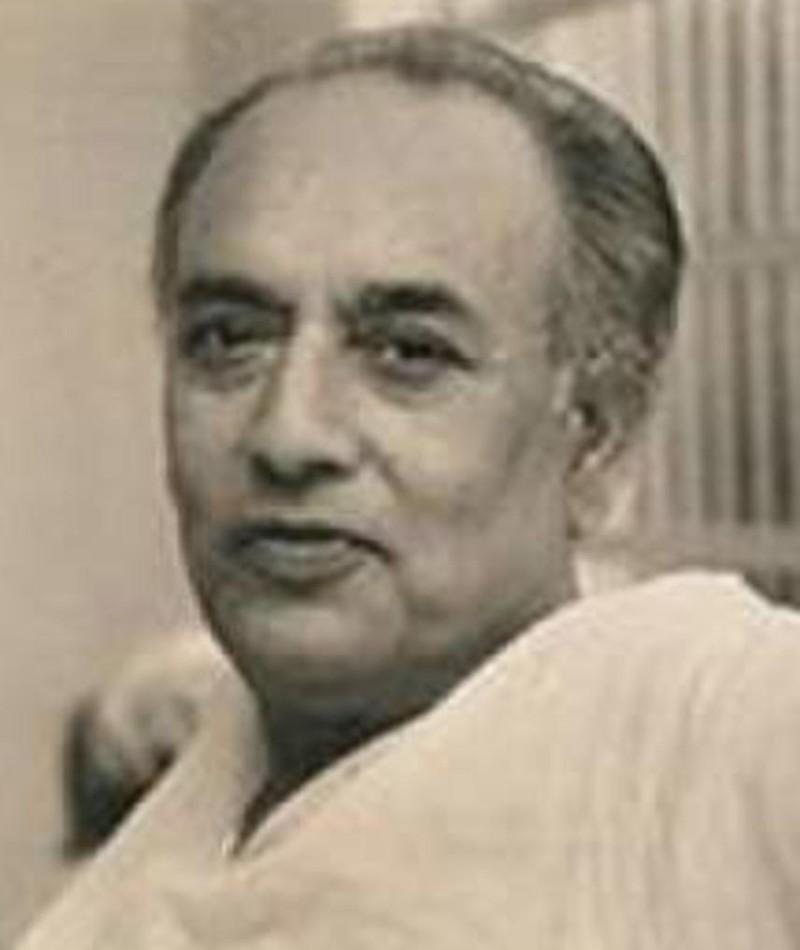 Photo of Vasant Choudhury