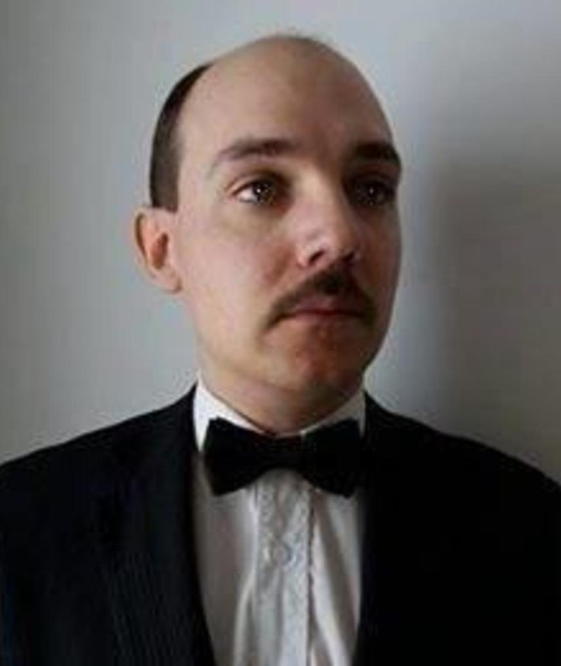Photo of Jonas Larsson Grönström